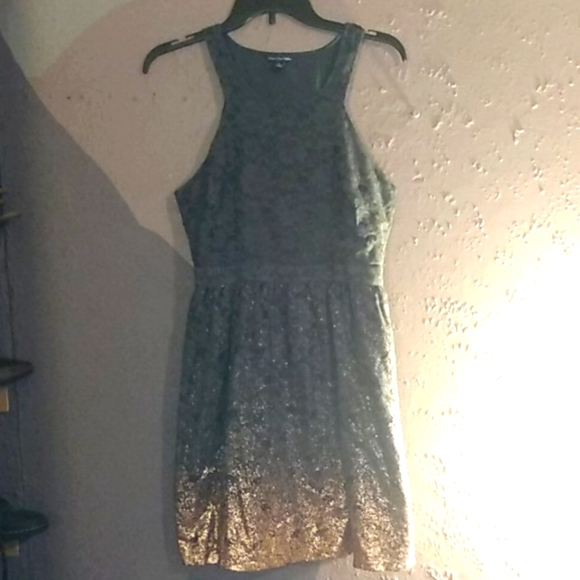 Super cute Lacy dress with sparkles